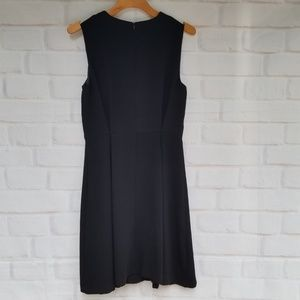 Zara Dresses - Zara Basics Sleeveless Black A-Line Dress ~LBD!